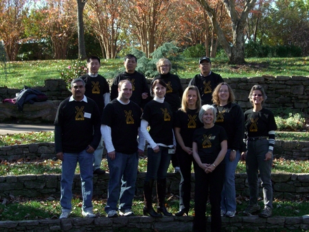 Cancer Biology Retreat 2011 T-Shirt Photo