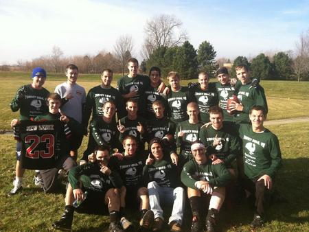 Turkey Bowl Vii T-Shirt Photo