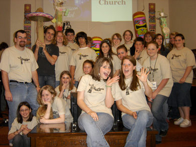 Disciple Now 2007 T-Shirt Photo