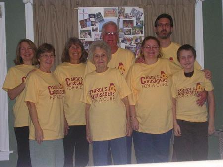 Carol's Crusaders T-Shirt Photo