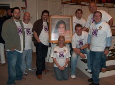 Sara Care 2007 T-Shirt Photo
