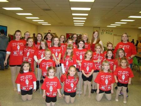 Holiday Dance Program 2011 T-Shirt Photo