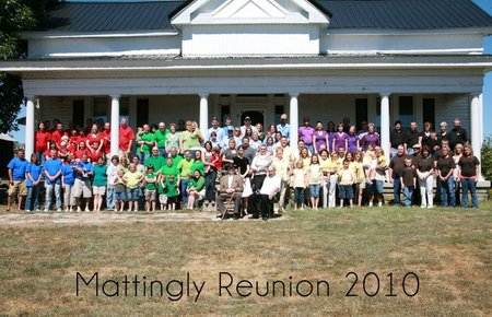 Mattinglyreunion2010 T-Shirt Photo