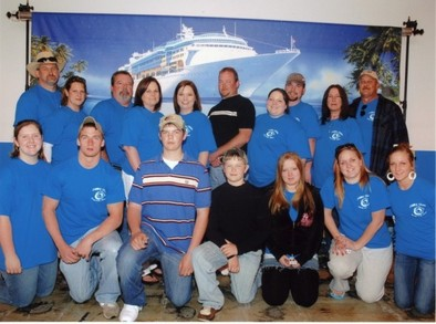 Cruising Family Fun T-Shirt Photo