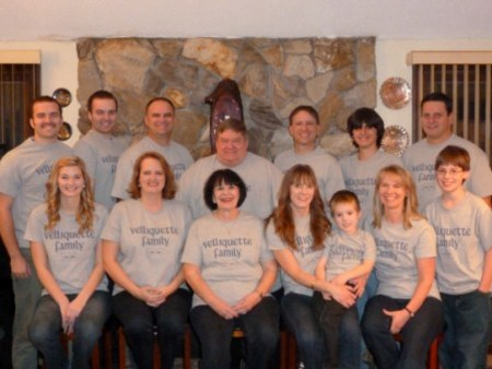Mom & Dad's 50th Anniversary T-Shirt Photo