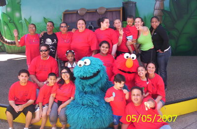 Jadyn's 2 Nd Birthday @ Sesame Place, Pa T-Shirt Photo