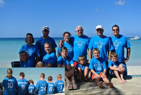Jamaica Vacation  T-Shirt Photo