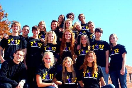 Senior Class Of 2012 T-Shirt Photo