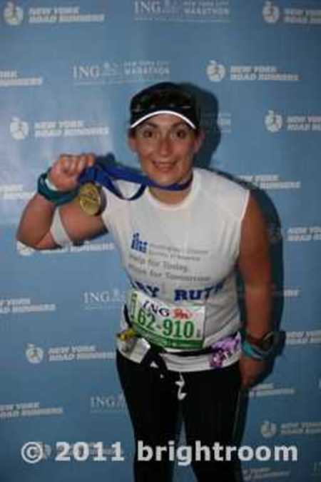 Running For A Cure T-Shirt Photo