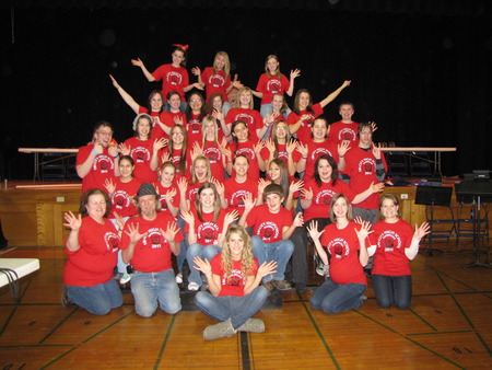 Madrigals 2011 T-Shirt Photo