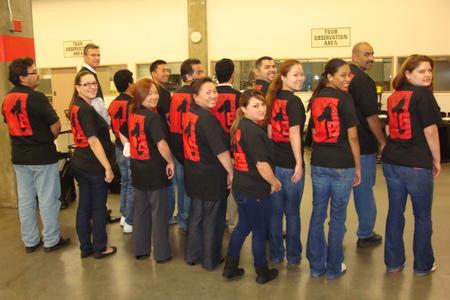 One Team T-Shirt Photo