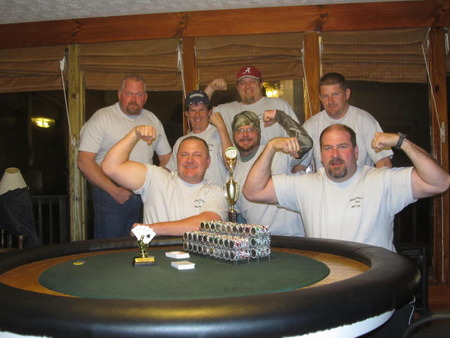 Poker Palooza 2011 T-Shirt Photo