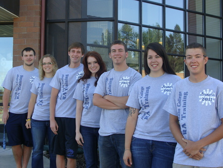 North Idaho College Ra Training T-Shirt Photo