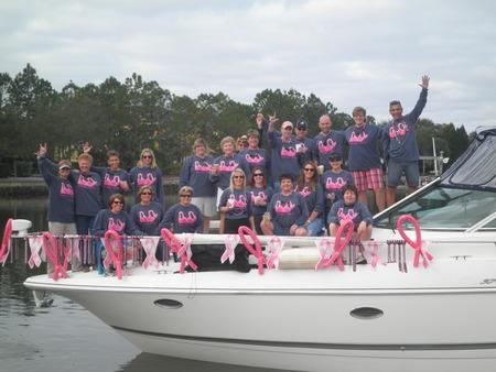 Save The Girls   Gasparilla 2012, Tampa, Fl T-Shirt Photo
