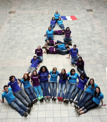 Skyview French Club T-Shirt Photo
