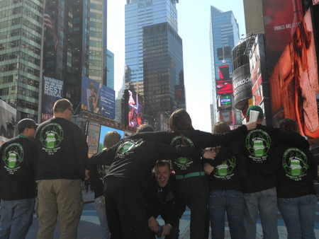 10th Annual Shameless O'toole Police And Fire Nyc Tour T-Shirt Photo