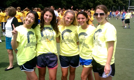 Whs Field Day 2011 T-Shirt Photo