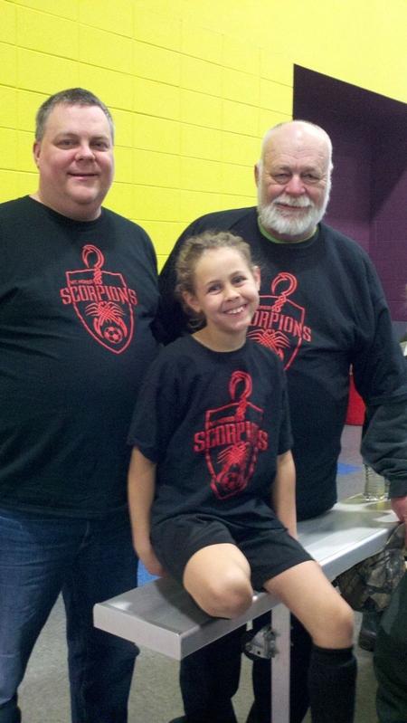 Soccer Fans Unite! T-Shirt Photo