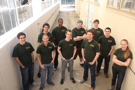 Cal Poly Supermileage Team T-Shirt Photo