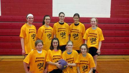 Brunswick, Me. 7th Grade All Star Team T-Shirt Photo