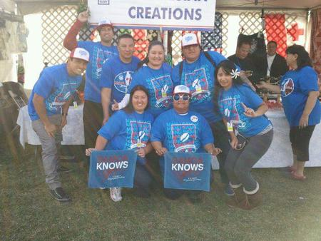 Manu Fanatiks @ The Usa 7s 2012.. T-Shirt Photo