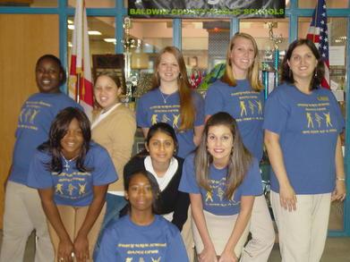 Foley High School Dance Club T-Shirt Photo