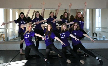 Motor City Dance Extension T-Shirt Photo