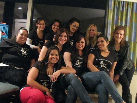 Ellie's Dirty 30 In Ac! T-Shirt Photo