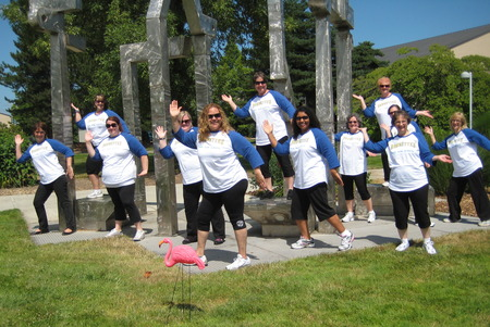 Pcc Bondettes At Rock Creek T-Shirt Photo