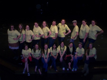 Winter One Acts! T-Shirt Photo