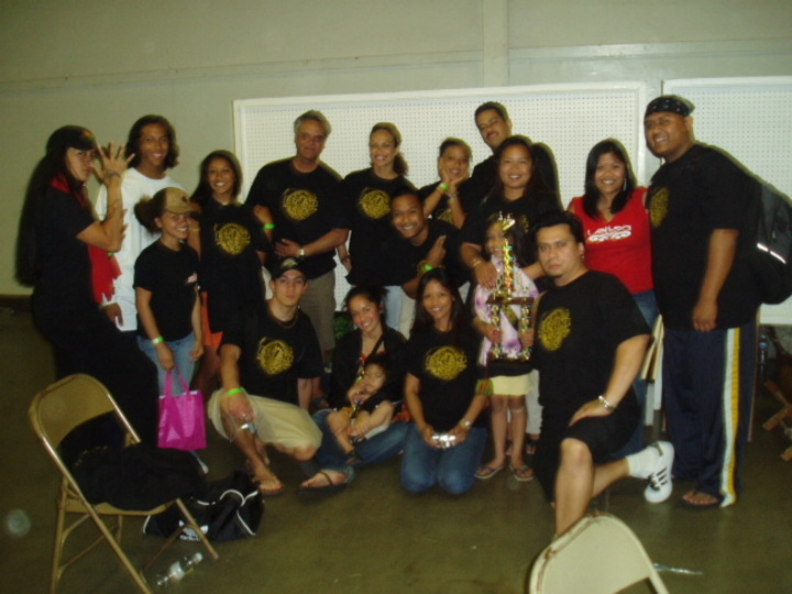 Leiisa Fam At The Merced Competition T-Shirt Photo