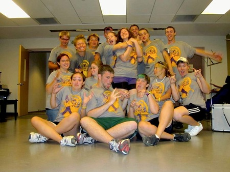 West Chester Univertisty Mello Pwns!!! T-Shirt Photo