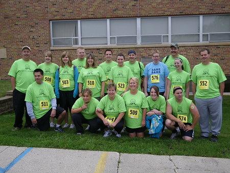 The Running Cahills T-Shirt Photo