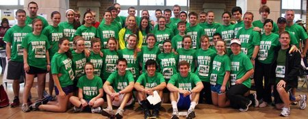 Run For Patty T-Shirt Photo