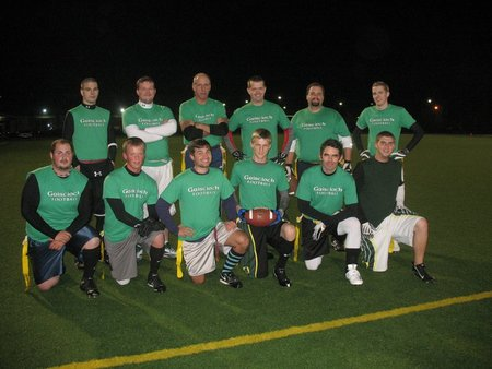 Flag Football 2007 T-Shirt Photo