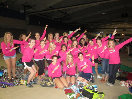 Pi Beta Phi Relay For Life T-Shirt Photo
