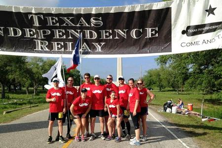 Texas Independence Relay T-Shirt Photo