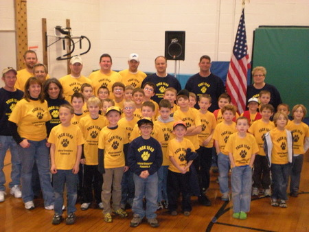 Cub Scouts Love Custom Ink! T-Shirt Photo
