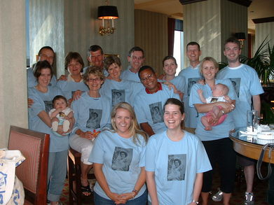 Judi Anderson's 60th B Day Surprise!! T-Shirt Photo