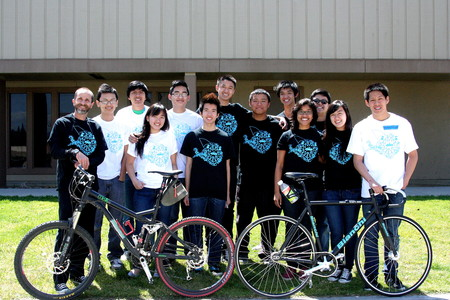 Oak Grove's Bike Club T-Shirt Photo