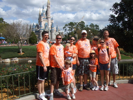 "The ""Jolly Rogers"" At Disney 2012 T-Shirt Photo"