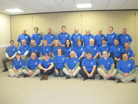 Asce's #1 Region!! T-Shirt Photo