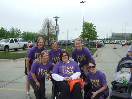 Ms Walk Omaha 2012 T-Shirt Photo