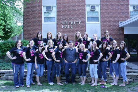 Nesbitt Hall T-Shirt Photo