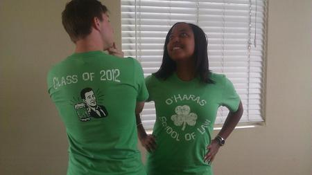 O'haras School Of Law! T-Shirt Photo