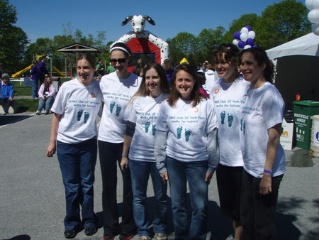 Marching For Babies T-Shirt Photo