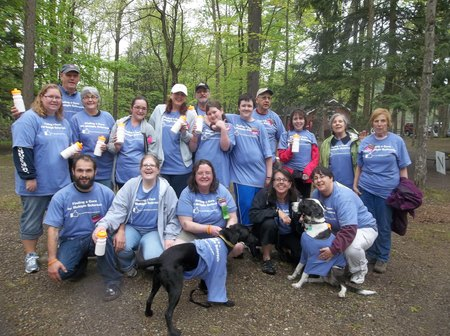 Ms Walk 2012 T-Shirt Photo