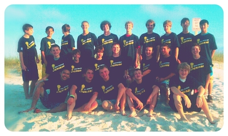 Gulf Breeze Lacrosse T-Shirt Photo