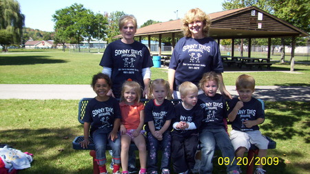 Fun At The Park T-Shirt Photo