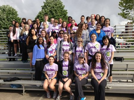 Boston Latin School Walks For Hunger 2012 T-Shirt Photo